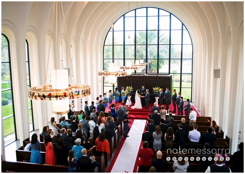 University of Houston Wedding at the AD Bruce