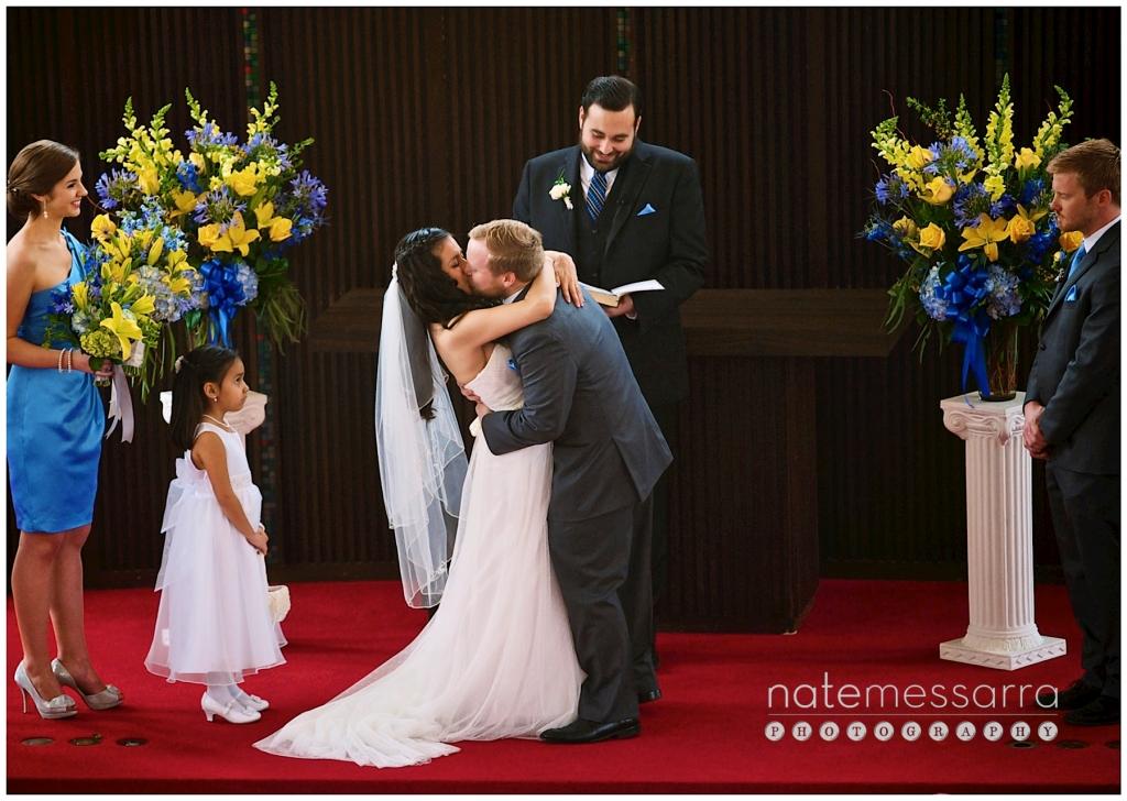 University of Houston Wedding