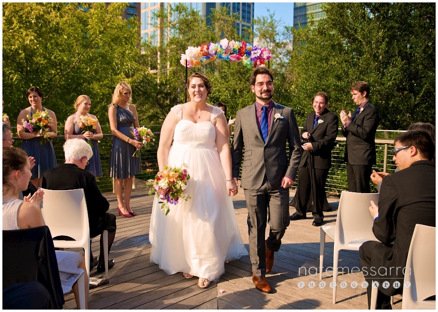 The Grove Houston Wedding Ceremony