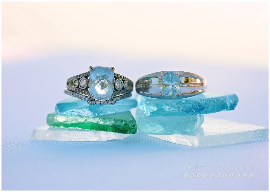 Florida Keys Destination Wedding Rings