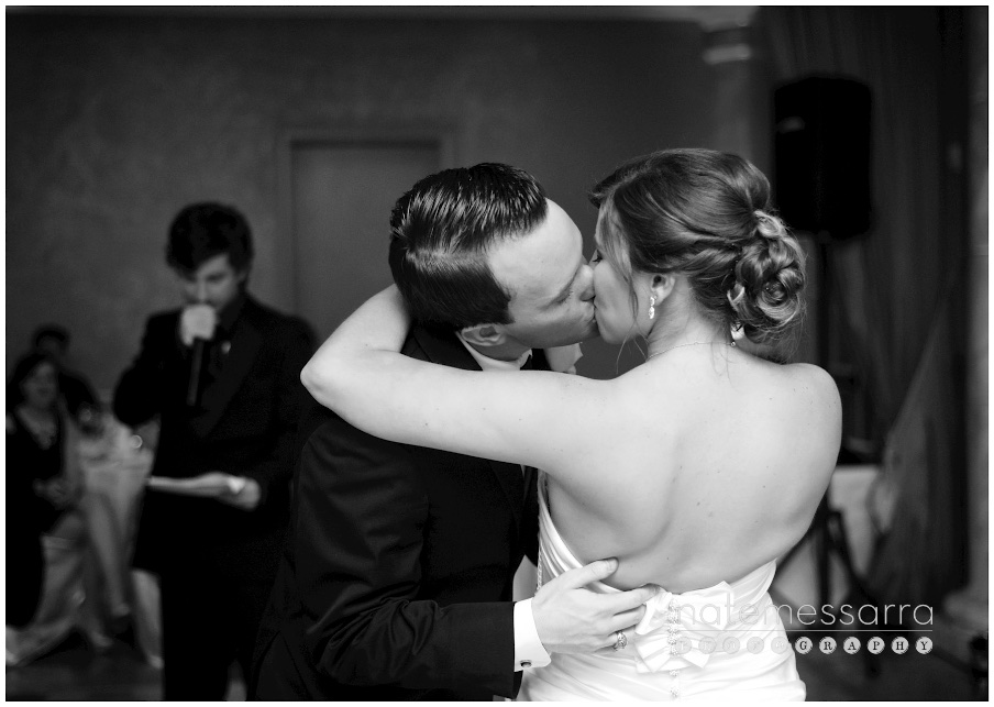 Chateau Polonez Wedding Bride and Groom First Dance