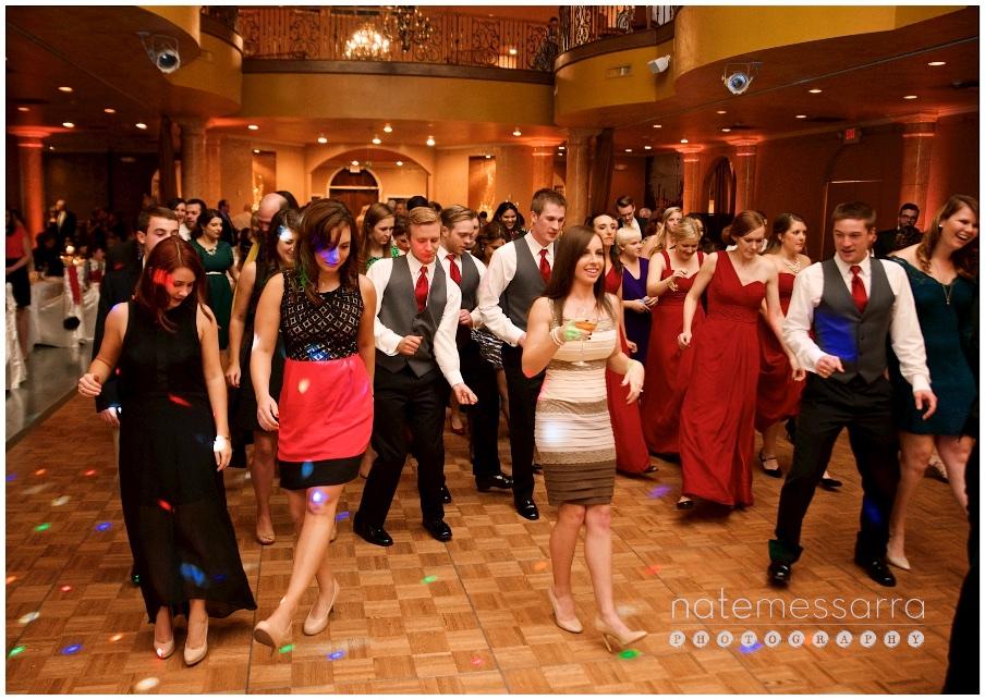 Chateau Polonez Wedding Dance Floor