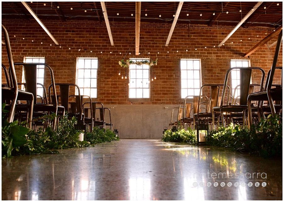 Ecclesia Houston Wedding Ceremony Firefly Studio